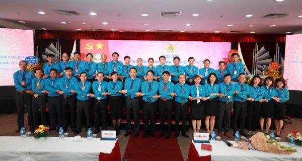Công đoàn Tổng công ty Hàng hải Việt Nam: ĐOÀN KẾT, HÀNH ĐỘNG, TRÁCH NHIỆM, ĐỔI MỚI, HIỆU QUẢ