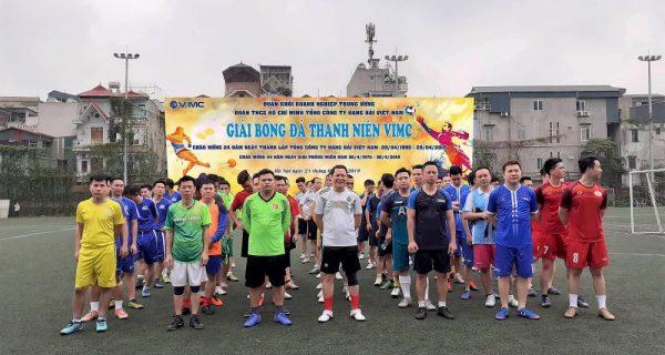 Giải bóng đá VIMC 2019