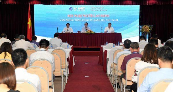 Hội nghị người lao động của Công ty mẹ – Tông công ty Hàng hải Việt Nam
