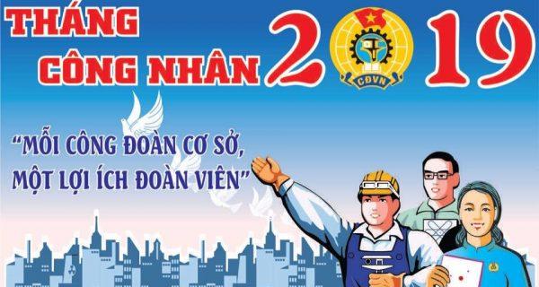 Công đoàn Tổng công ty Hàng hải Việt Nam: Tập trung các hoạt động chăm lo lợi ích đoàn viên, người lao động nhân Tháng Công nhân năm 2019