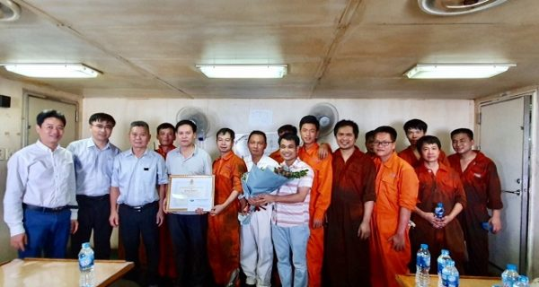 "Vosco organizes activities in response to ""World Crew Day 2019"""