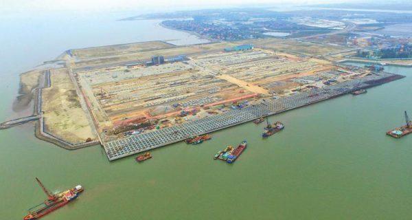 Hơn 600 tỷ đồng đầu tư đường kết nối các bến cảng Lạch Huyện