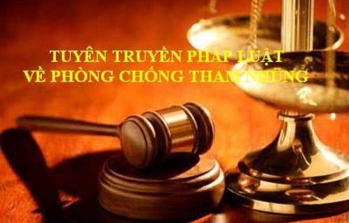 Văn bản pháp luật về phòng, chống tham nhũng