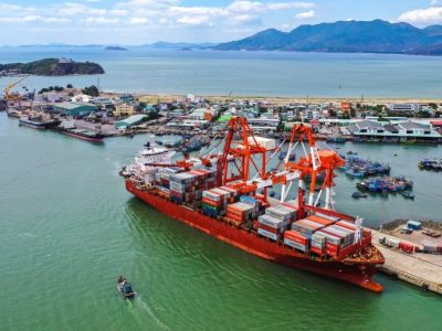 Volume of goods via Quy Nhon Port rises over 30%