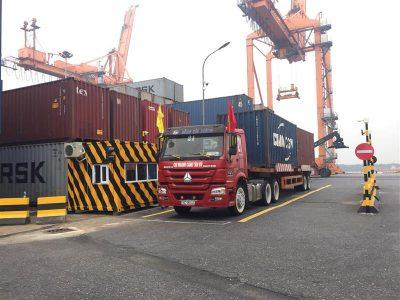 Cảng Hải Phòng tăng cường các biện pháp phòng chống dịch Covid-19