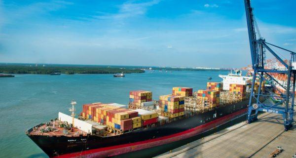 Cảng SSIT đón tuyến dịch vụ mới với một trong những hãng tàu lớn nhất thế giới
