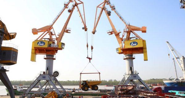 Lên phương án chuyển hàng hóa ra Lạch Huyện sau di dời cảng Hoàng Diệu