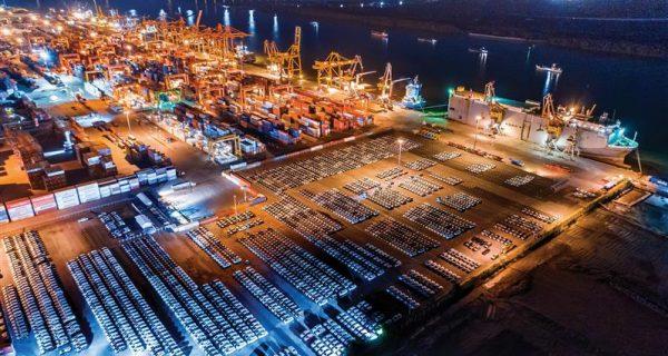Các cảng biển VIMC đón những chuyến tàu đầu Xuân Tân Sửu
