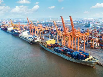 Hai Phong Port handles 42 ships during Tet break