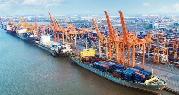 Cảng Hải Phòng với khát vọng vươn ra biển lớn