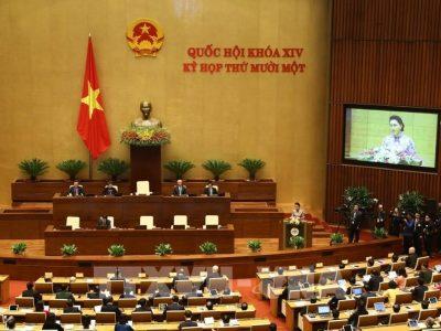 Đề cương tuyên truyền kết quả kỳ họp thứ 11, Quốc hội khóa XIV