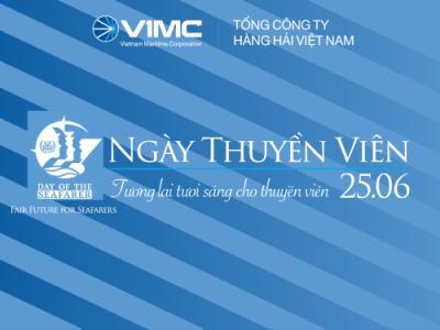 Kỷ niệm ngày thuyền viên thế giới 25.6.2021: VIMC UNITY – Chuyến tàu bình an