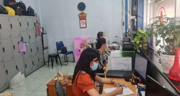 """Cảng Tân Thuận với """"3 tại chỗ"""" phòng chống dịch Covid 19"""