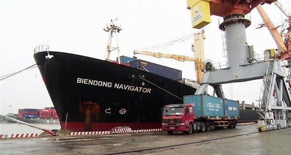 Cầu Hàng hải: Cảng Hải Phòng chung tay ủng hộ đồng bào miền Nam phòng, chống dịch bệnh Covid-19