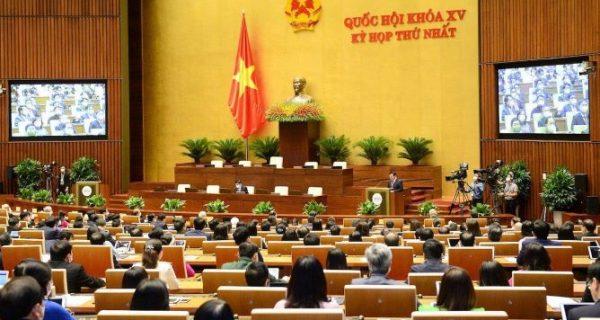 Đề cương tuyên truyền kết quả kỳ họp thứ nhất, Quốc hội khóa XV