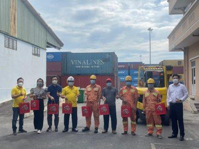 Công đoàn ngành Hàng hải chăm lo Tết Trung thu cho con đoàn viên