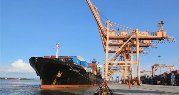 Cảng Tân Vũ đón tàu container AS RAFAELA và tuyến dịch vụ mới