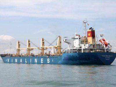 VIMC Shipping ứng cứu thành công thuyền viên bị bệnh nặng trên biển